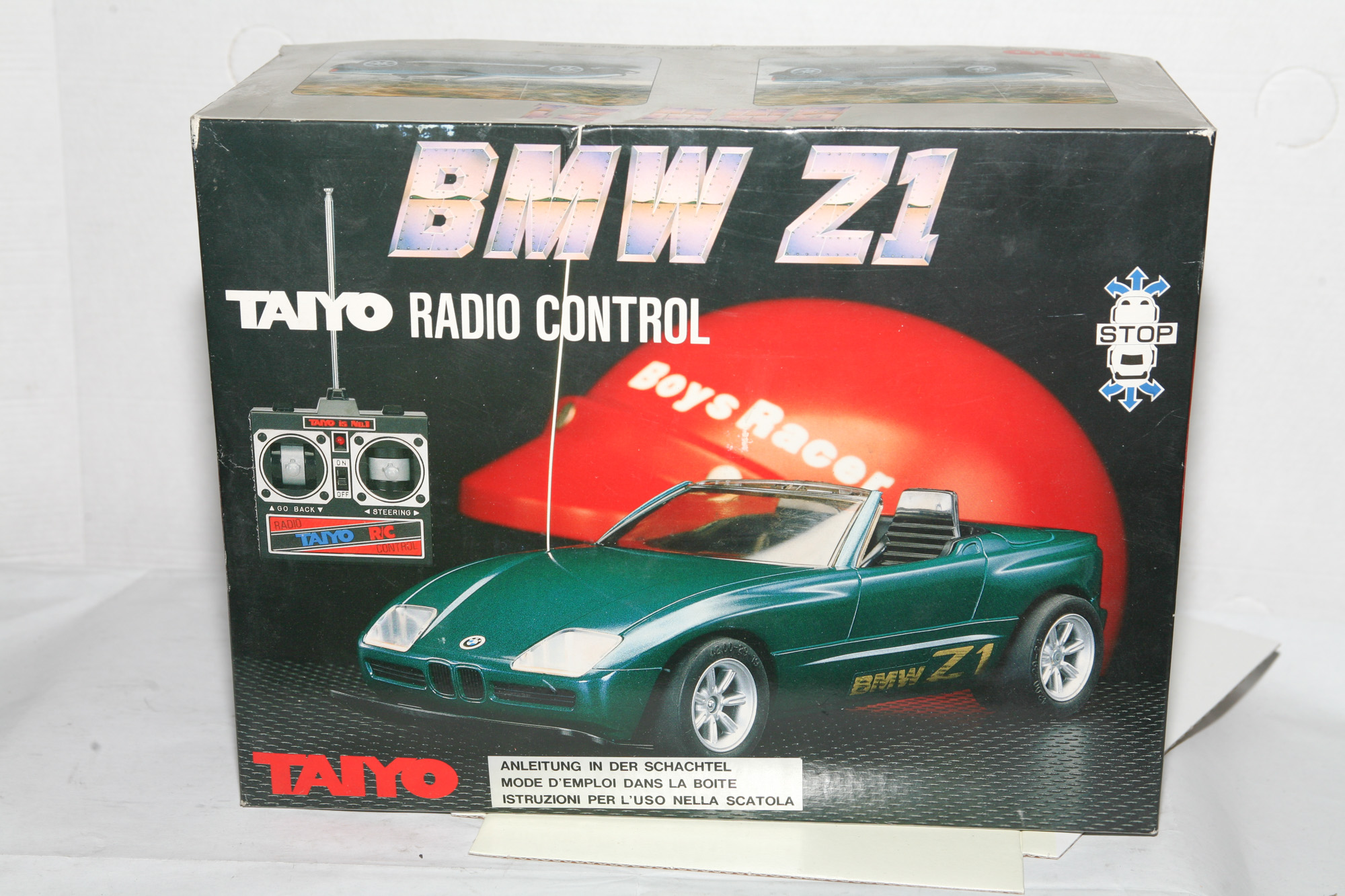 taiyo radio control bmw z1 ebay. Black Bedroom Furniture Sets. Home Design Ideas